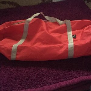 American Eagle duffel bag